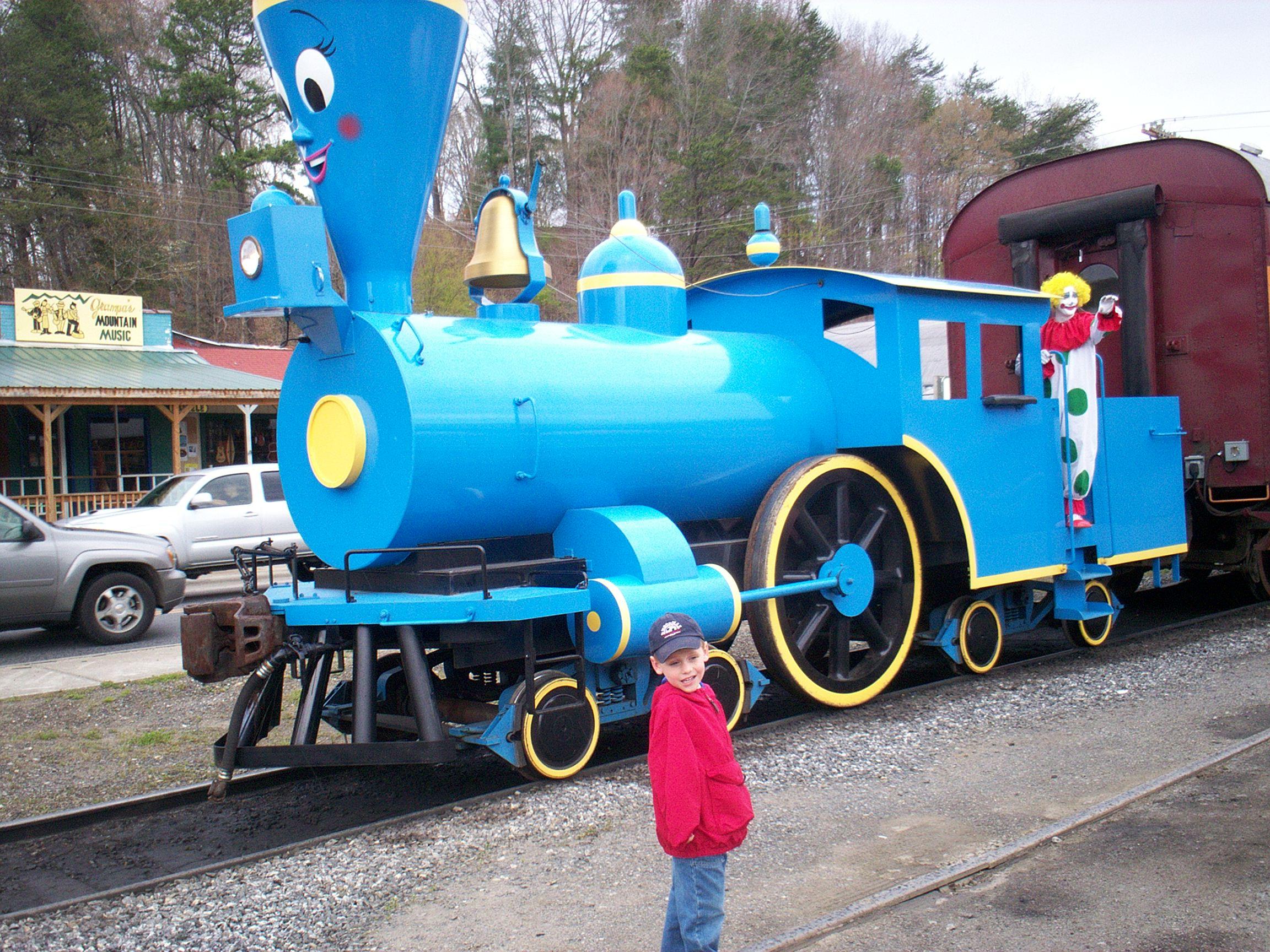 The Little Engine That Could - Wikidi |Little Blue Engine That Could