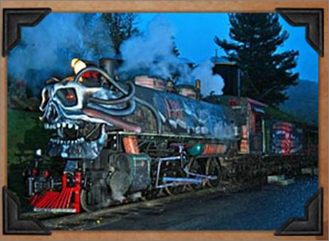 Tweetsie - Ghost Train