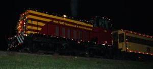 cct - Christmas Train Denton Nc