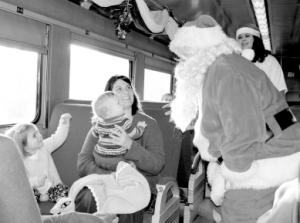 source salisbury post - Christmas Train Denton Nc