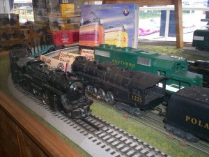 Model train