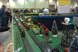 train expo in winston-salem