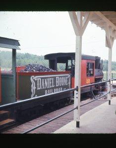 daniel boone railroad